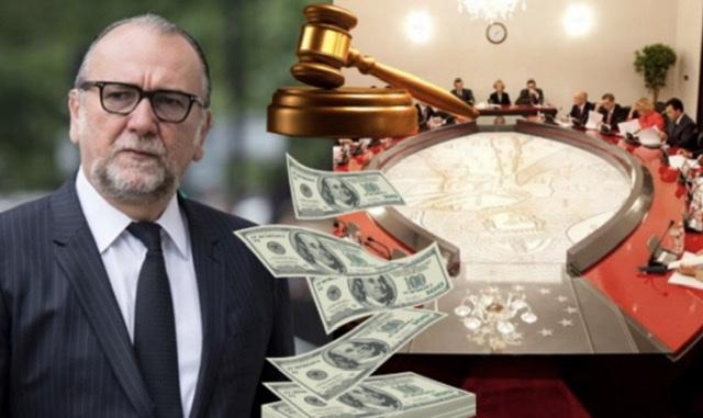 Qeveria humbet përfundimisht gjyqin ndaj Becchetti-t, ja fatura e kripur që duhet të paguajë shteti shqiptar