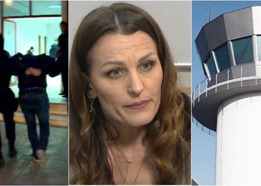 U arrestua pas intervistës në emision, zbardhet dëshmia e kontrollores së Rinasit Flora Ndreca