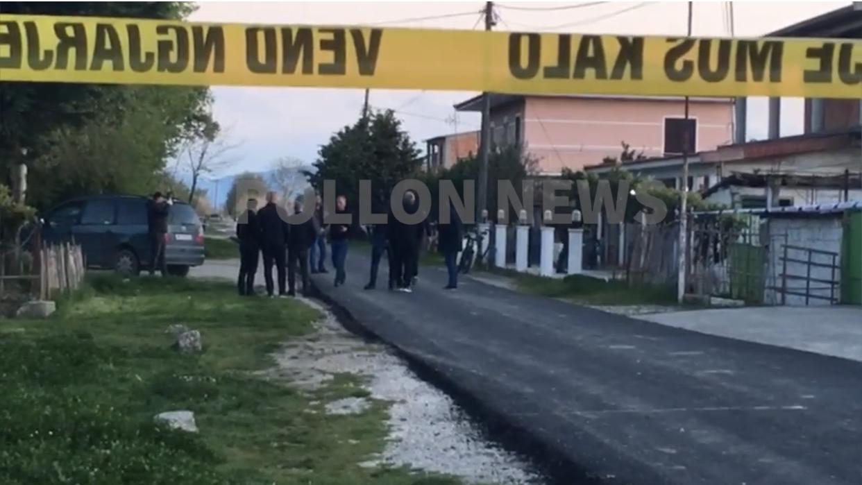Breshëri drejt lokalit në Vlorë, banori: Isha brenda, kujtova se ishte polic, autori zbrazi kallashin
