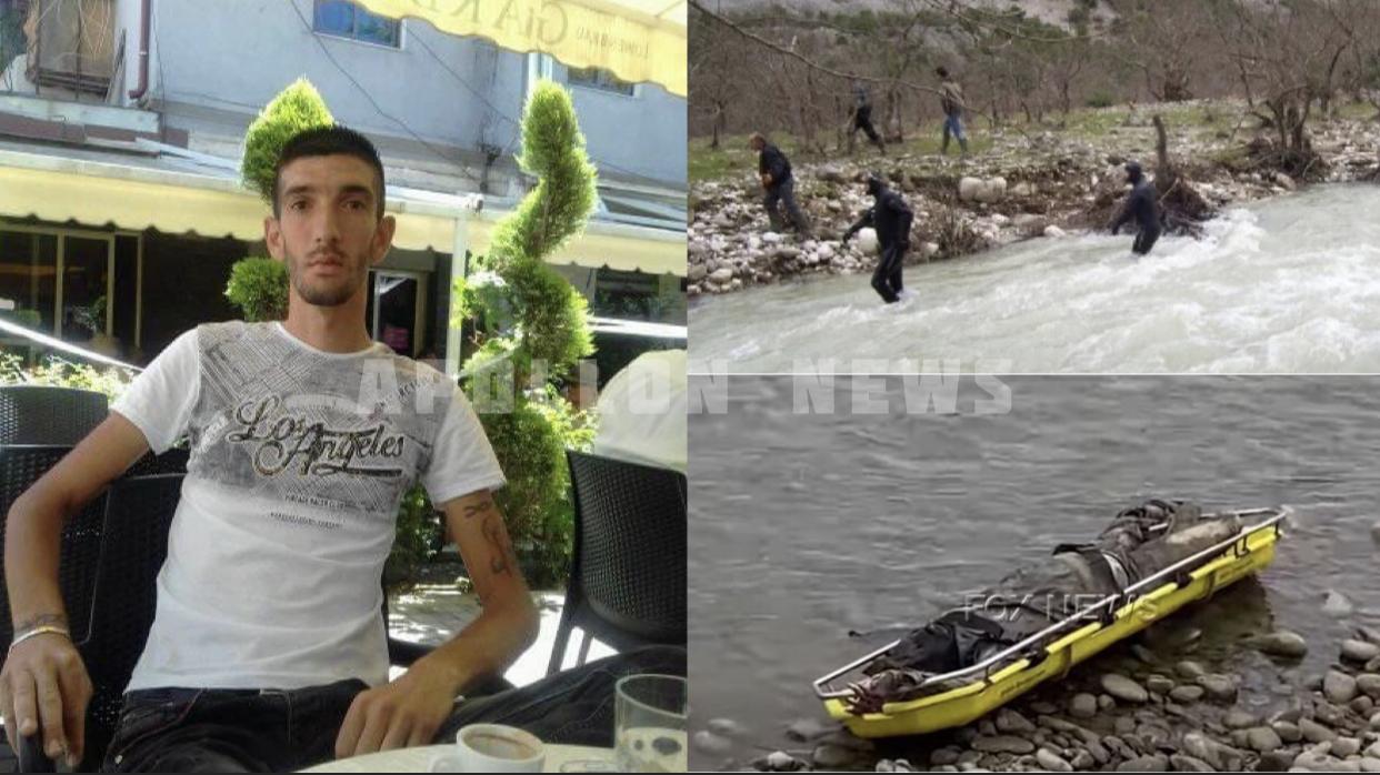FOTO/ U gjet i dekompozuar në ujërat e lumit Shkumbin, reagon policia: Kishte një muaj që ishte larguar nga banesa, dyshohet se