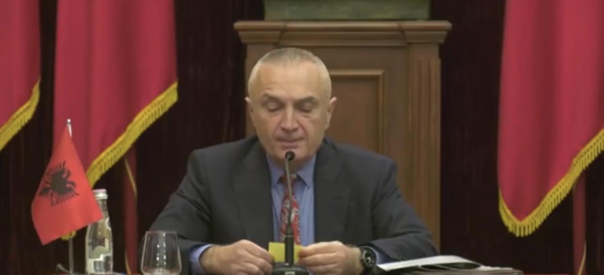 'Do jem aty për të garantuar ndërrimin e pushtetit', Ilir Meta thyen në mënyrë flagrante heshtjen zgjedhore!