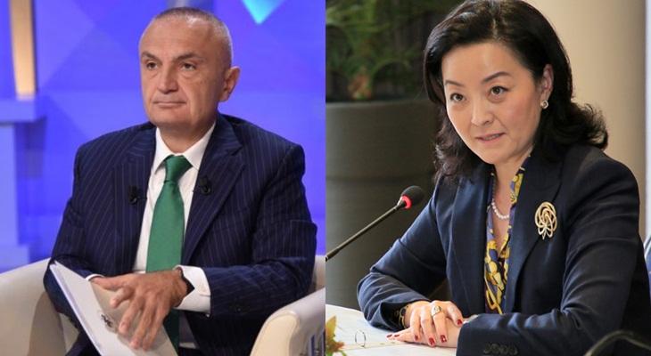 """E BUJSHME/ Ilir Meta akuzon ambasadoren Kim se e ka kërcënuar: Më tha """"mos bëj zhurmë se dimë ca gjëra për ty"""", le t'i nxjerrin të gjitha çfarë kanë"""