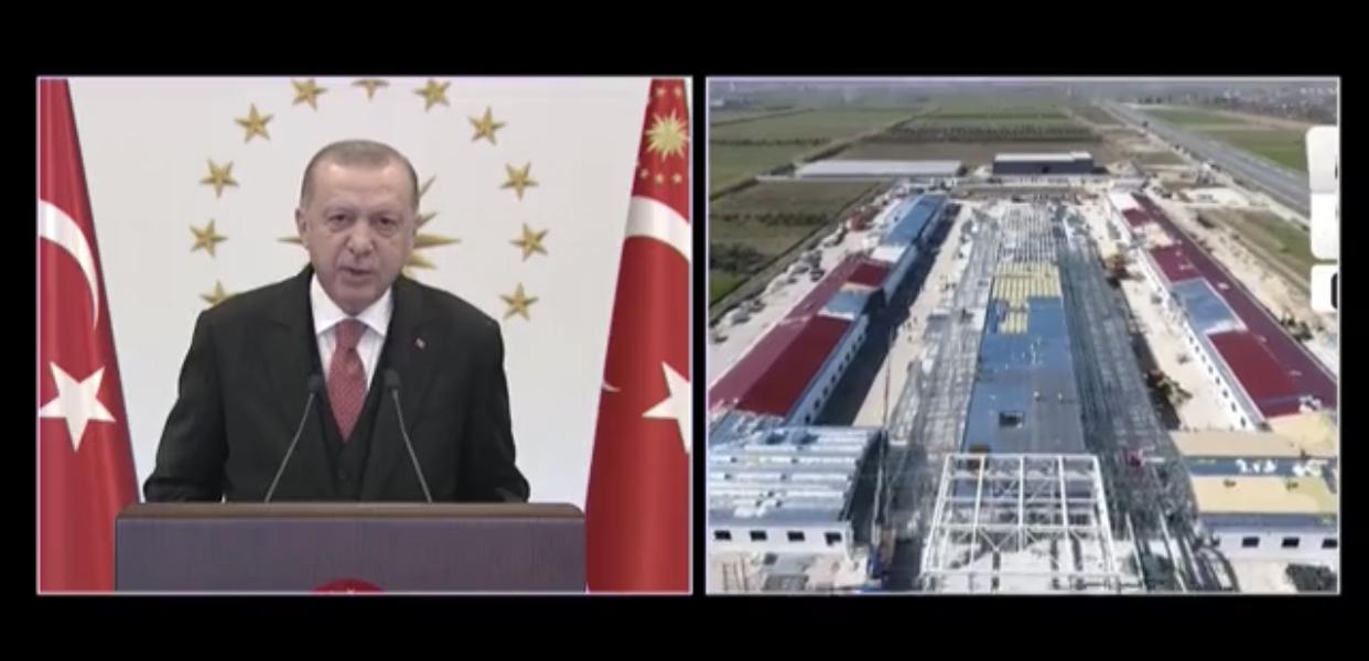 Erdogan për spitalin e Fierit: Shenjë miqësie mes dy vendeve, do vazhdojmë të mbështesim Shqipërinë
