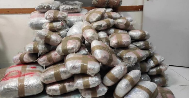 Policia sekuestron mbi 4 ton kanabis, vlera shkon në 33 milionë euro