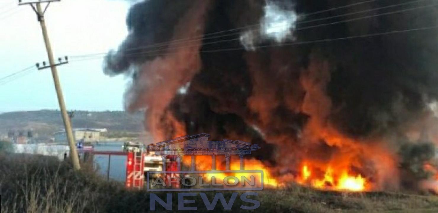 Shpërthen në flakë pusi i naftës në Ballsh, raportohet për një naftëtar të plagosur