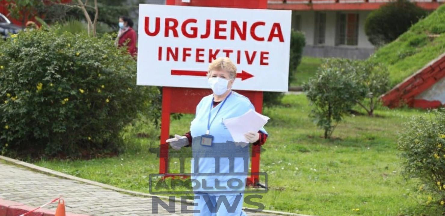 Rama: Sot nuk erdhi asnjë pacient me COVID në Infektiv, hera e parë nga marsi 2020