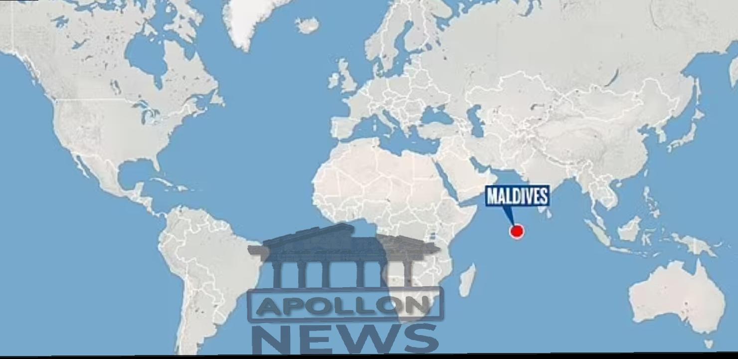 Raketa që la pa frymë gjysmën e botës bie në Oqeanin Indian