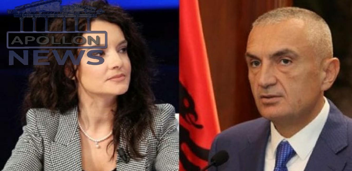 Spiropali sulmon Metën: E ka përjashtuar veten nga të qenurit President me sjelljen e tij të turpshme, vendos Rama nëse do të jem prapë ministre