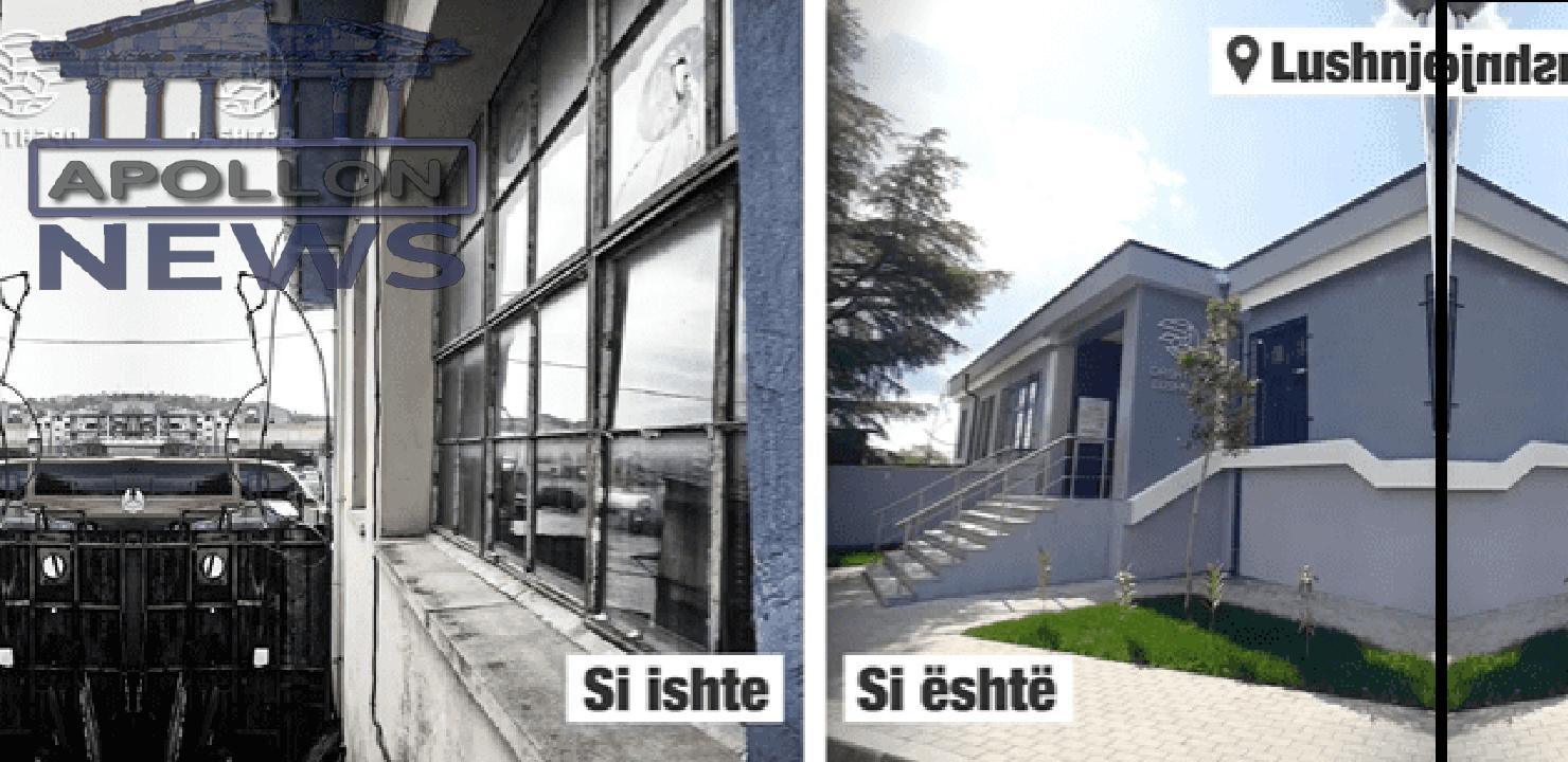 Rama publikon videon: Ja si janë transformuar zyrat e DRSHTRR në Fier dhe Lushnje