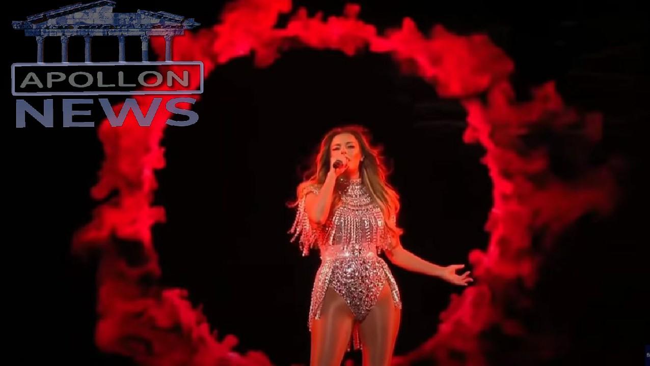 Shqipëria në finalen e Eurovision, shkëlqen Anxhela Peristeri