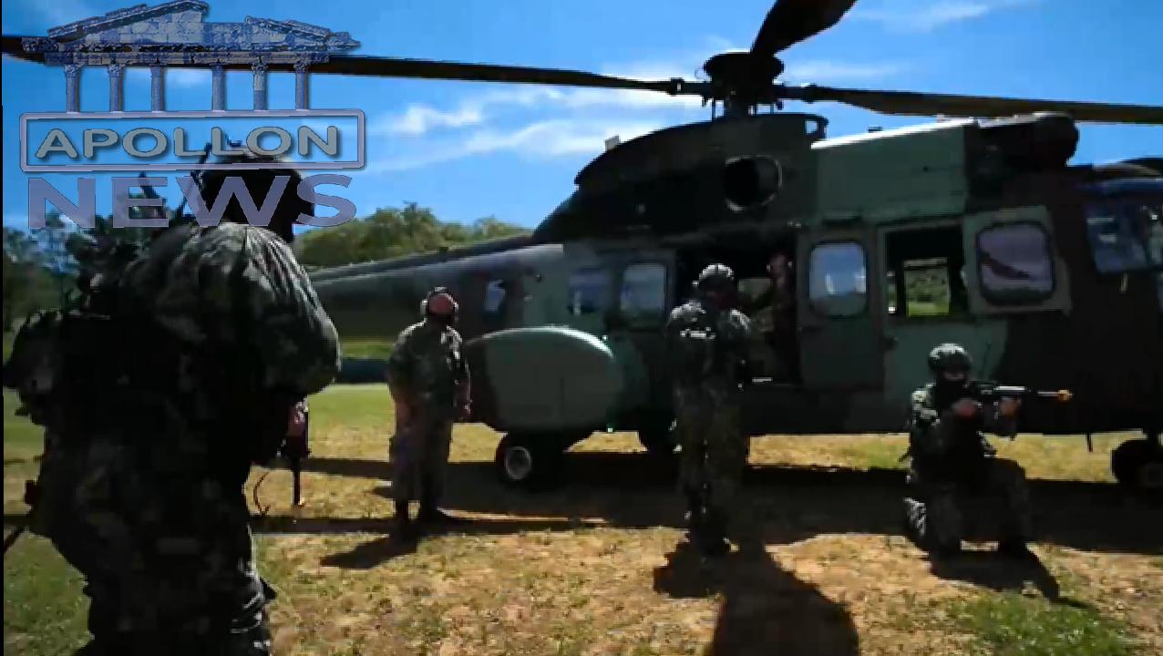 """Rama publikon momente nga stërvitja e përbashkët ushtarake """"Defender 21"""": Mbreslënëse!"""