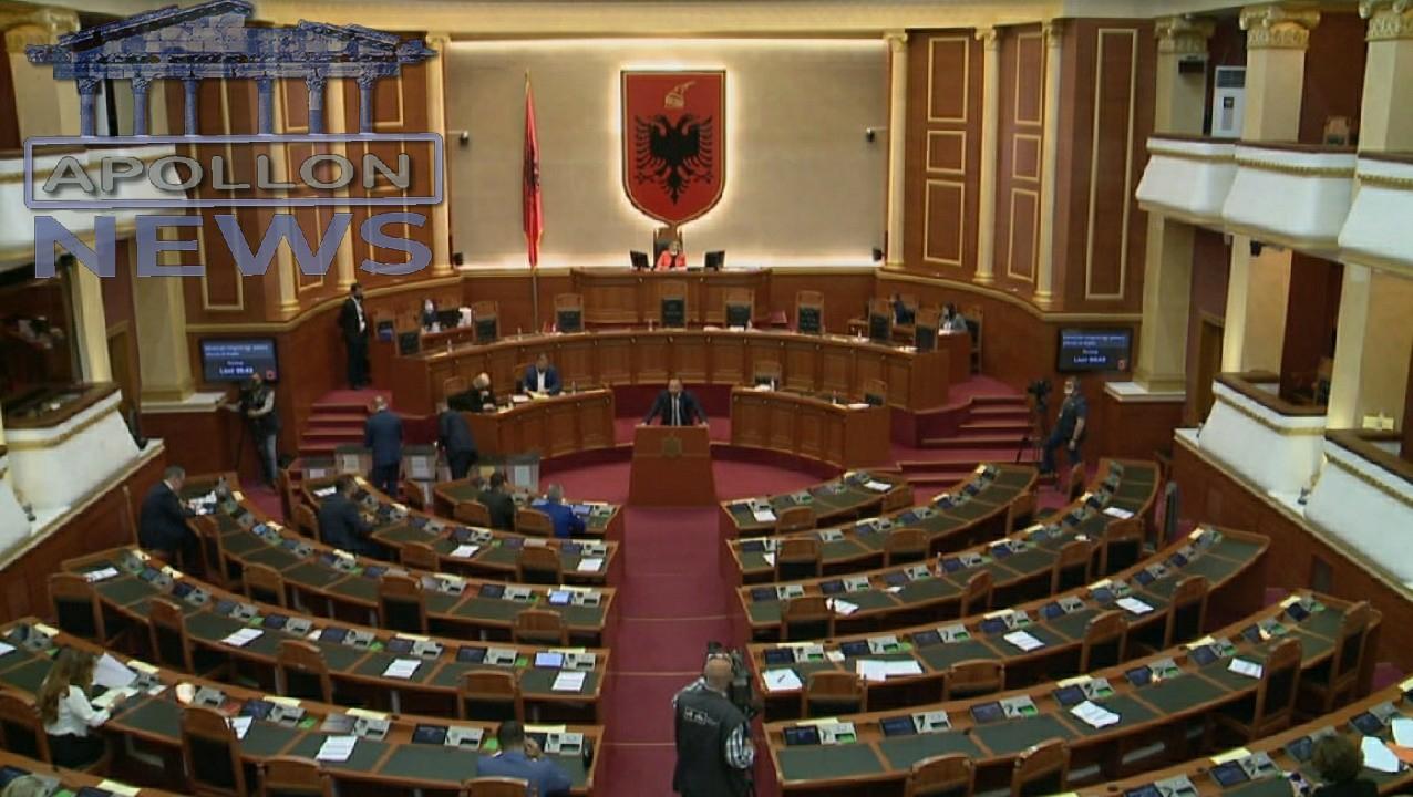 """Kuvendi """"humbet"""" edhe një mandat tjetër, KQZ zëvendëson vakancat e Finos dhe Doshit"""