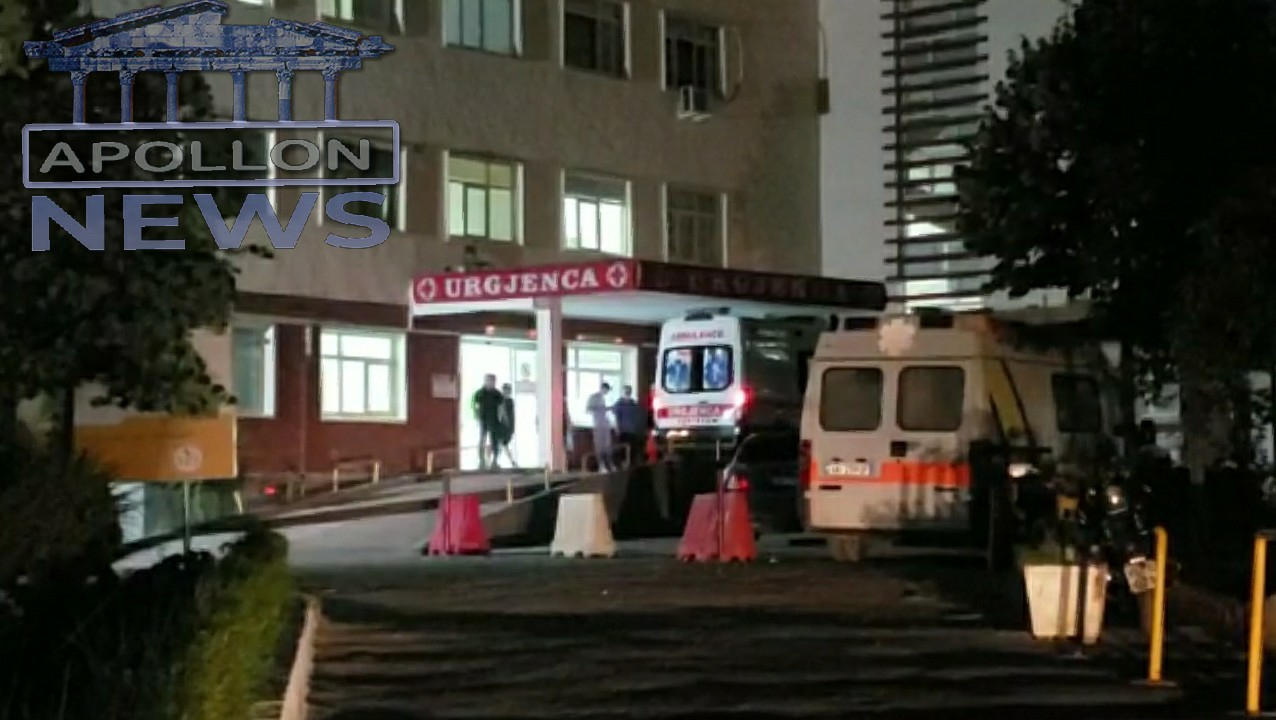 Një aksident i rëndë ka ndodhur mbrëmjen e sotme në Vlorë, në zonën e Plazhit të Vjetër.