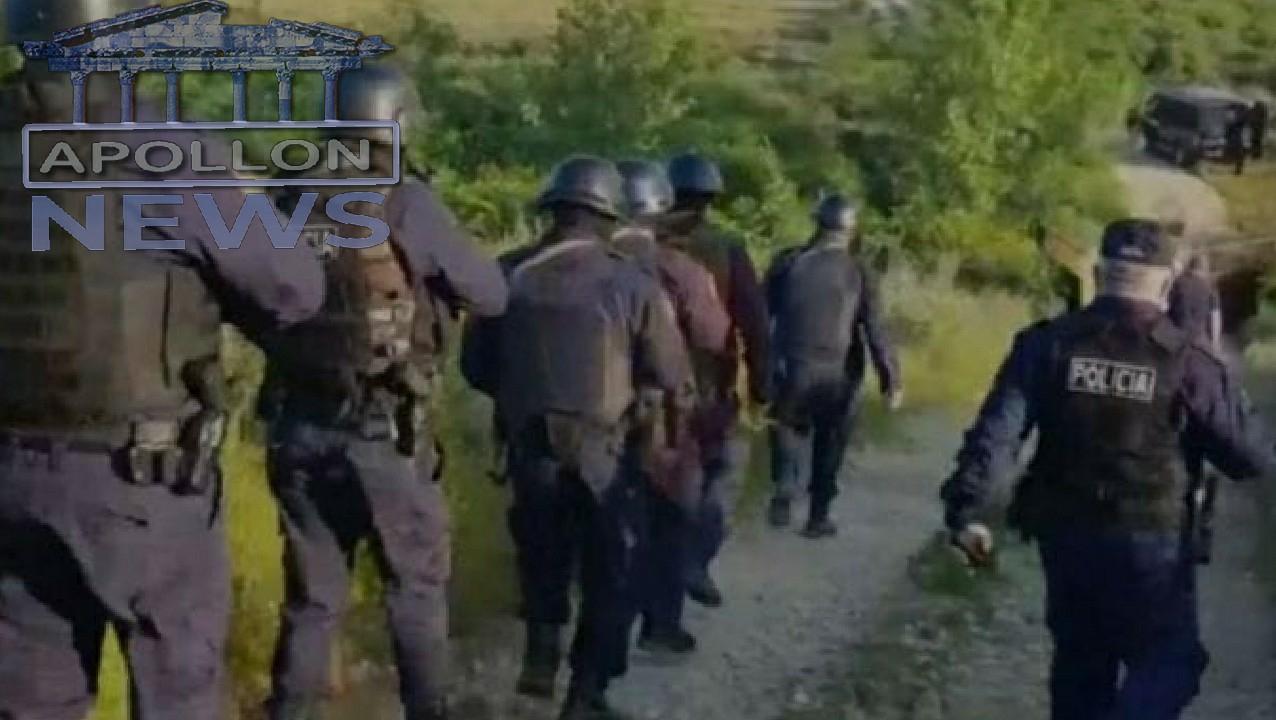 Kishin mbushur Krujën me drogë, RENEA arreston 16 persona, shpallen në kërkim 24 të tjerë
