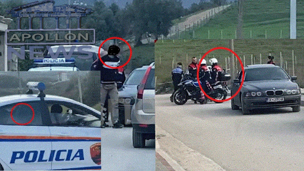 34 vjeçari bën manovra të dyshimta në mes të Shkodrës, Shqiponjat i vihen pas dhe e bllokojnë: I gjejnë armë dhe fishekë