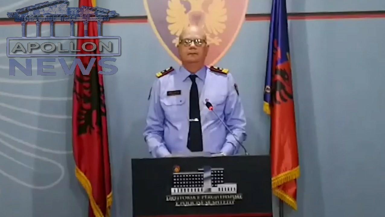 POLICIA NJOFTON MASAT NDËSHKUESE PËR KUFIZIMET E REJA