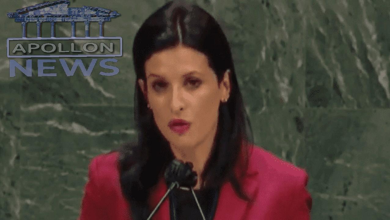 Etilda Gjonaj merr pjesë në mbledhjen e OKB: Reforma në Drejtësi po ndëshkon profile zyrtarësh të korruptuar