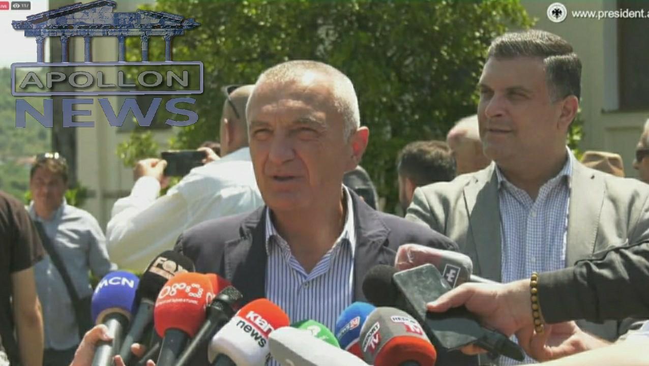 Meta në Elbasan: Zoti t'i falë ata që nuk dinë ç'bëjnë. Çështja e shkarkimit nuk ekziston, Kuvendi antikushtetues