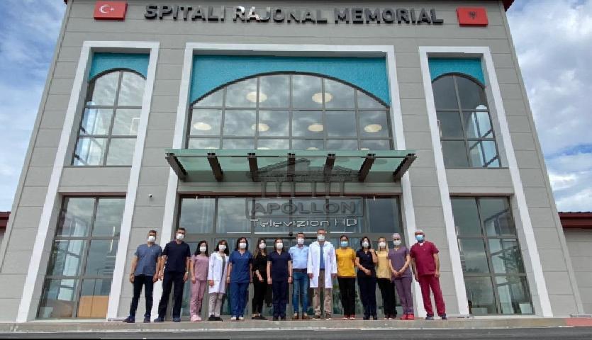 34 personel mjekësor shqiptaro-turk i bashkohet Spitalit të Fierit