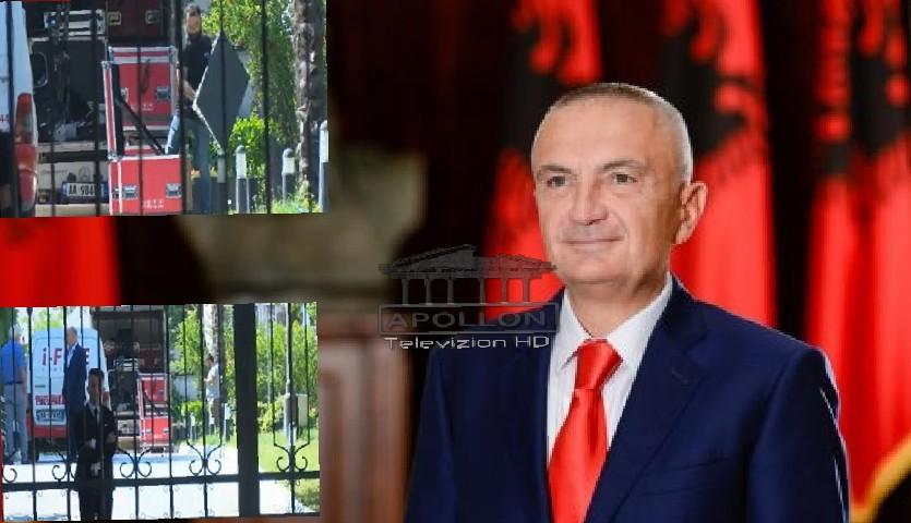 """Kuvendi pritet të shkarkojë sot Ilir Metën, zhvillime """"të çuditshme"""" në Presidencë: Disa furgonë brenda rrethimit marrin valixhe të mëdha metalike"""