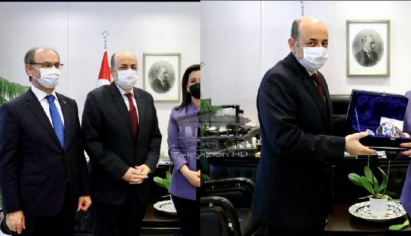 Evis Kushi: Së shpejti filial i Universitetit Teknik të Stambollit në Shqiperi.