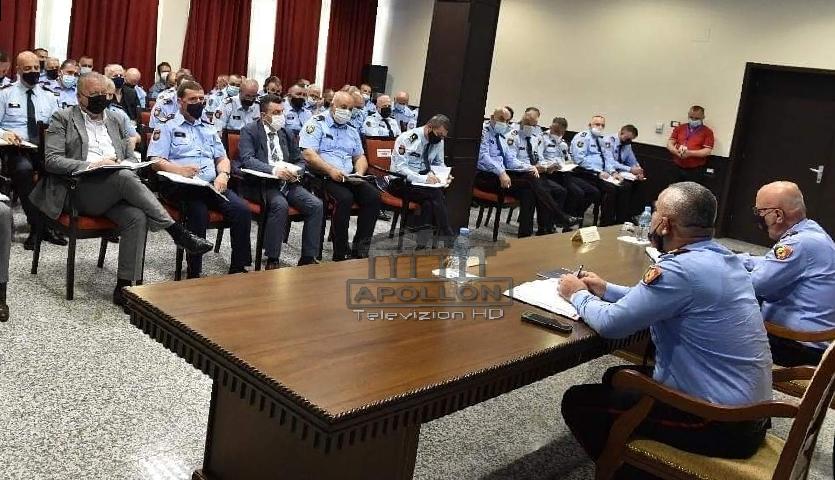 Ardi Veliu mbledh në takim urgjent krerët e policive për situatën e rëndë të krimit.