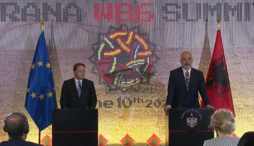 E penalizon Shqipërinë konflikti Maqedoni-Bullgari? Varhelyi: Qershori muaji kritik, ne po punojmë fortë; Rama: I kemi bërë detyrat, jemi të qetë