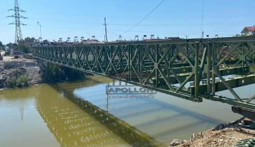 Ura e re e Darëzezës nesër do të jetë gati pas shëmbjes disa ditë më parë.