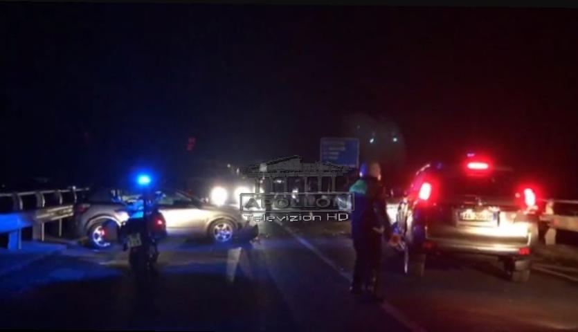 Aksidenti i rende, humb jeten punonjesi i policise, plagosen dhe 6 pasagjere
