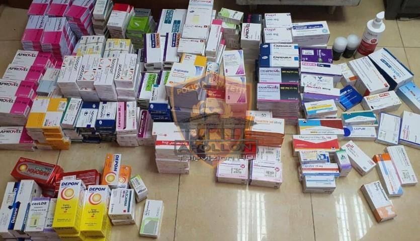 Sekuestrohet një sasi ilaçesh në Kakavijë, ndalohet 30 vjeçari nga Fieri