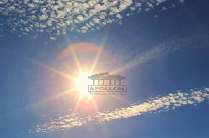 Diell dhe temperatura deri në 40 gradë, njihuni me parashikimin e motit