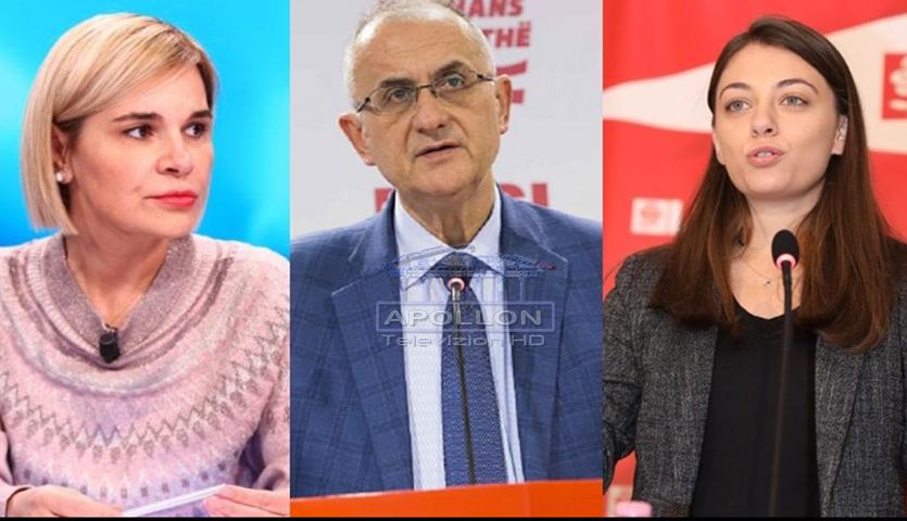Monika Kryemadhi merr mandatin e Fierit, 'djeg' Kejdi Mehmetajn, fut në Kuvend Petrit Vasilin