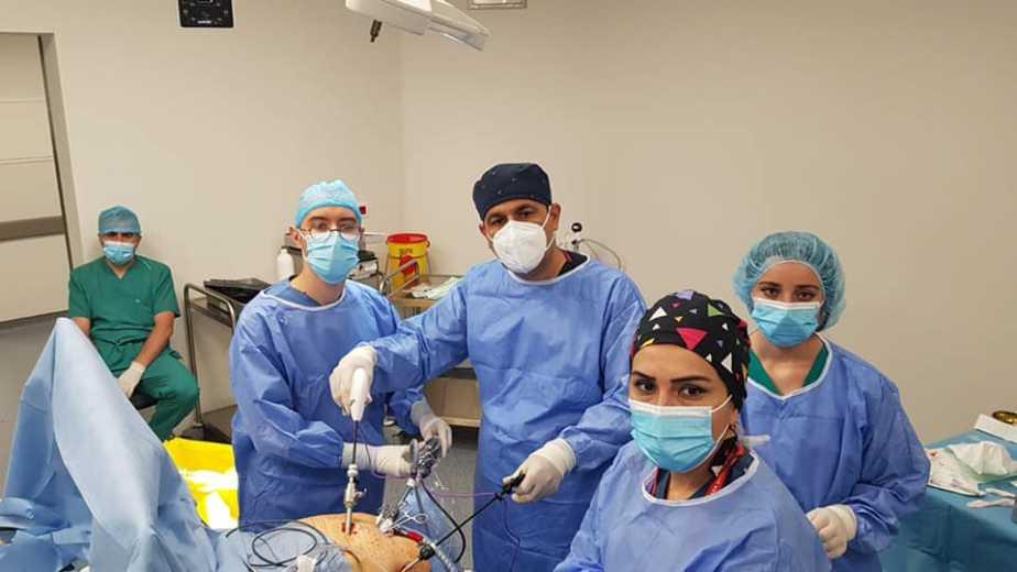 Lajm i mirë: Spitali Memorial i Fierit kryen me sukses ndërhyrjen e vështirë në mëlçi