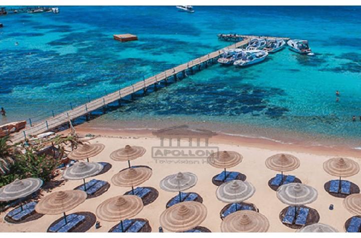 """Të lodhur nga pandemia? Aeroporti """"Nënë Tereza"""" nis fluturimet me Sharm El Sheik dhe qytetin turistik Hurghada në Egjipt"""
