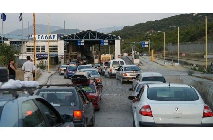 Hapen KUFIJTË ME GREQINË, Kakavijë dhe Kapshticë 24 orë në shërbim, udhëtarët shqiptarë s'duhet të harrojnë…