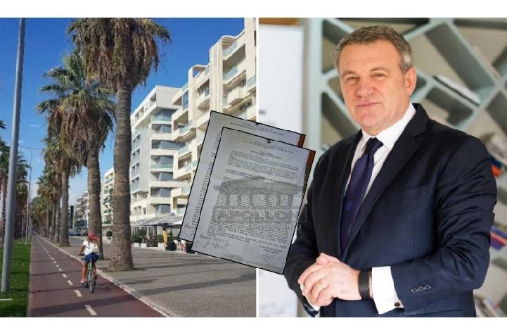 """Ish-ministri i PS blen apartament në Lungomare, kallëzon pronarin e ashensorëve """"AULONA LIFT"""": Të hetohet Vasil Llaguri, vendos gjoba ndaj banorëve"""