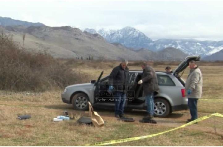 Tronditet Kruja, burri qëllon për vdekje në makinë bashkëshorten 45 vjeçare, tenton të vrasë dhe veten