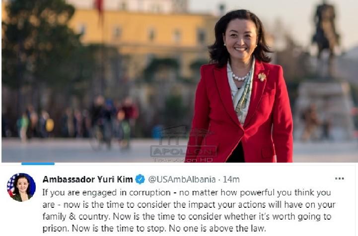 Arrestimi i kryebashkiakut të Lushnjes, Kim: Nëse jeni të përfshirë në korrupsion është koha për të shqyrtuar nëse ia vlen të shkosh në burg