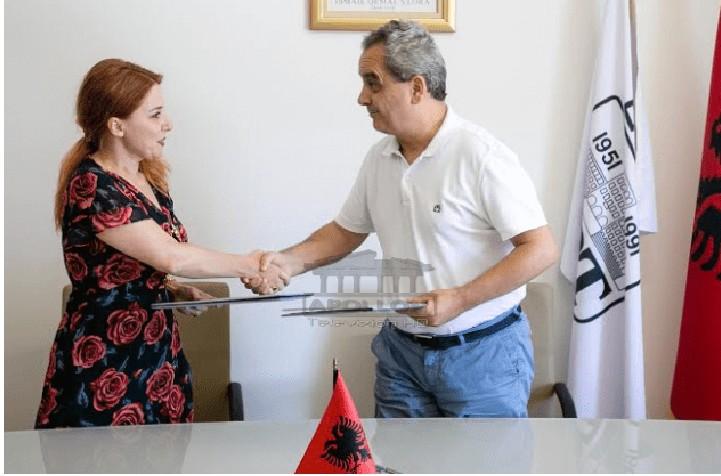 Universiteti Politeknik firmos marrëveshje bashkëpunimi me Landfillin e Sharrës