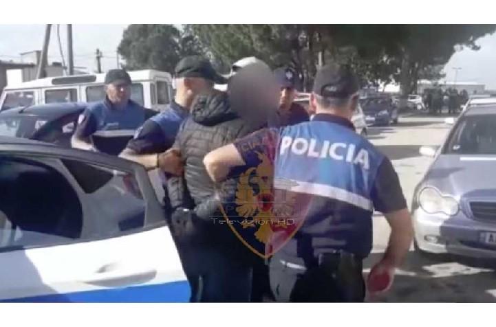 I dënuar me nëntë muaj burg për korrupsion, arrestohet 38-vjeçari i shpallur në kërkim në Tiranë