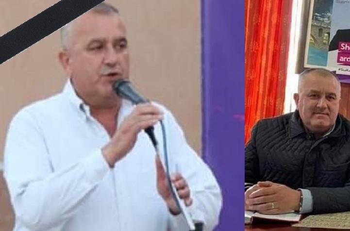 Ndahet nga jeta Gëzim Dhima ish kryetari i komunës Mbrostar