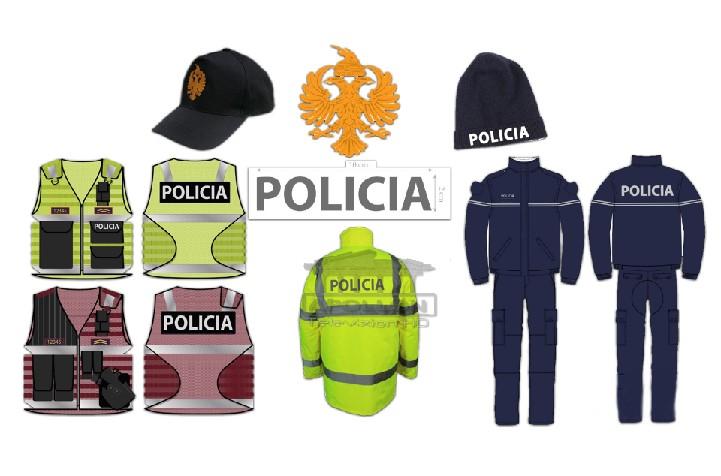 """Ky është TENDERI 2.8 miliardë lekë për uniformat e Policisë, u shty disa herë që të fitonte kompania """"D&E"""" e biznesmenit Ismail Kadiu"""