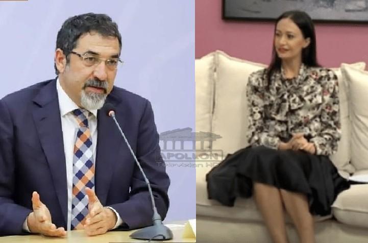 Drejtoresha e arrestuar sot nga SPAK, para 8 ditësh u shkarkua nga Bledi Çuçi! A kishte informacion Ministri i Brendshëm për operacionin e tenderave???