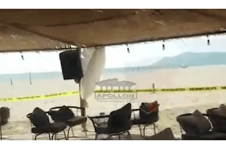 """Zaptuan zonën bregdetare dhe ndërtuan pa leje, arrestohen dy pronarët e """"beach bareve"""" në Durrës, procedim për dy punëtorët"""