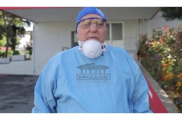 Mjeku i njohur infekionist Tritan Kalo ka përsëritur apelin e tij për të gjithë qytetarët që duhet të vaksinohen.