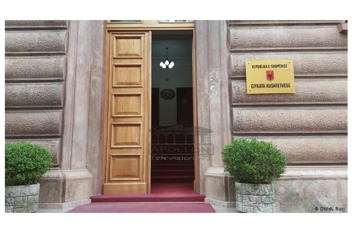 """""""30 Qershori"""", zbardhen tre pyetjet e Gjykatës Kushtetuese për Komisionin e Venecias"""