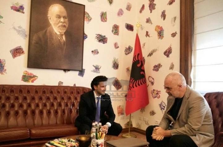 Edi Rama takohet me zv.kryeministrin shqiptar të Malit të Zi: Kaluam si dy miq të vjetër dhe patëm dakordësi në çdo pikë