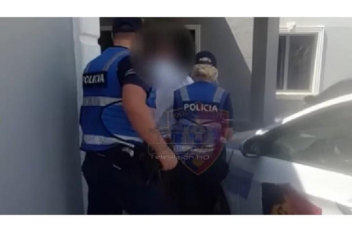 I dënuar me burg për drogë dhe dhunë në familje, arrestohet 44 vjeçari në Durrës