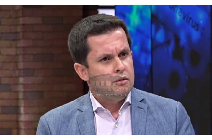 Mjeku Alimehmeti: Rastësi nëse Covid Delta s'ka hyrë në Shqipëri! Simptomat janë të ngjashme me…