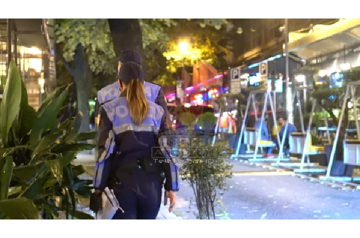 Policia me bllok në dorë, muzika jashtë orarit i kushton 10 milionë lekë pronarit të një lokali